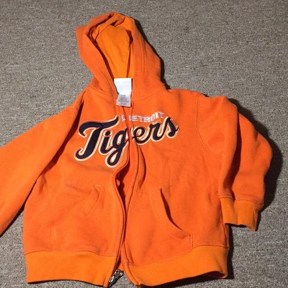 best service bebf4 aeb28 Detroit tigers hoodie